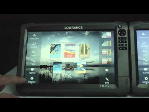 How to Connect Your Lowrance HDS Gen3 to a Wifi Network