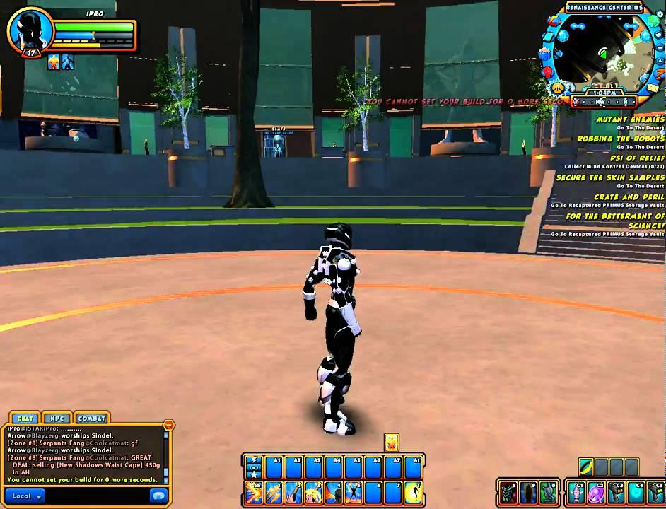Champions online penthouse hideout glitch part 1/5 youtube.