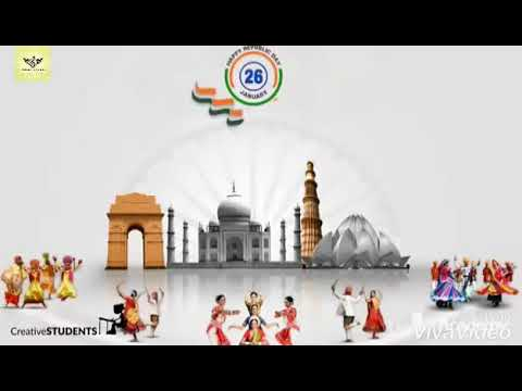 Jan gan man republic day ringtone and whats app status ll by Angel Studio