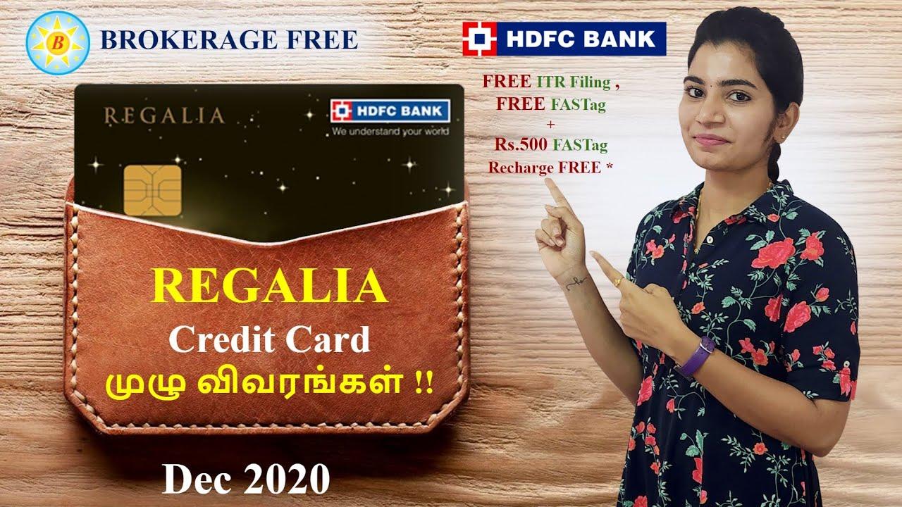 hdfc regalia credit cards review, features , benefits, rewards, apply, fees & Hdfc Regalia Credit Card ம ழ வ வரங கள Dec 2020 Latest Benefits Explained Youtube