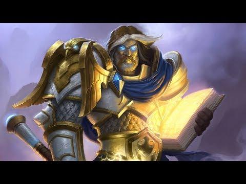 История Утера Светоносного. Warcraft | Вирмвуд