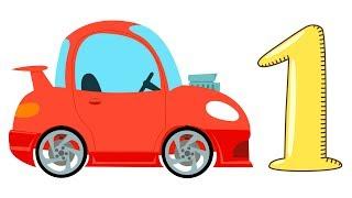 Большой #СБОРНИК - #Песни #Мультфильмы для детей про разные машины