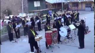 Banda Ascención Huanza Huarochiri  - Mix Celos