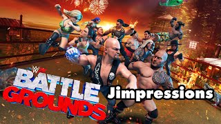 WWE 2K Battlegrounds - A Trash Game For A Trash Brand (Jimpressions) (Video Game Video Review)