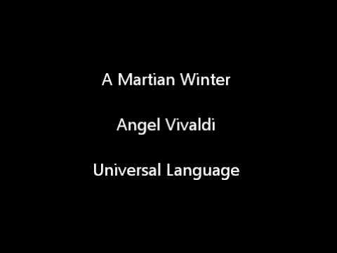 A Martian Winter - Angel Vivaldi