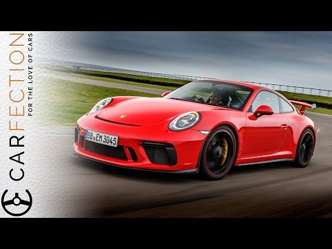 2018 Porsche 911 GT3: Unleashed On Track - Carfection