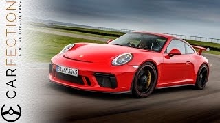 2018 porsche 911 gt3 unleashed on track carfection