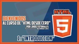 Curso HTML 2016 Desde Cero -