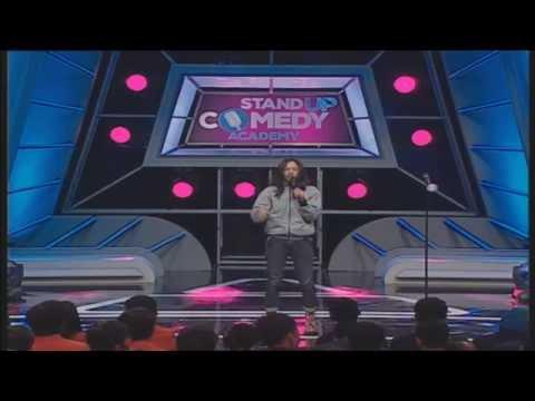 Orang Arab - Vikri Rasta (Bintang Tamu Stand Up Comedy Academy)