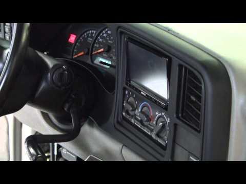 Metra GM Full Size Trucks And SUV's Dash Kit DP-3002B