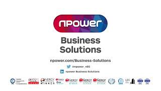 Motion Graphics Service Explainer Video Production - Npower Intelligent Analytics Manager