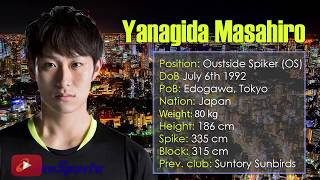 Download Video 柳田将洋 Yanagida Masahiro and TEAM ROSTER of Volleyball Bisons Bühl & Schedule MP3 3GP MP4