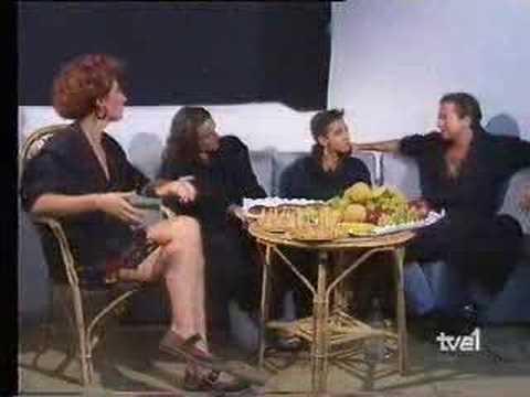 Mecano - Entrevista 1989