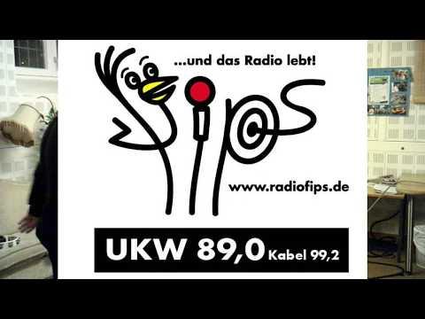 Der Euro im Klo live bei Radio Fips