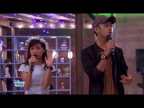 Ismail Izzani ft Warissa - Sabar [Club Mickey Mouse Malaysia]