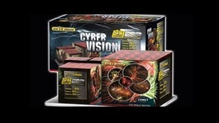 ESP Cyber Vision / Mythos - Comet Feuerwerk (Metro Vorschießen 2013) [1080p Full HD]