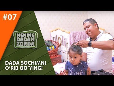 Mening Dadam Zo'rda 7-son (02.07.2019)
