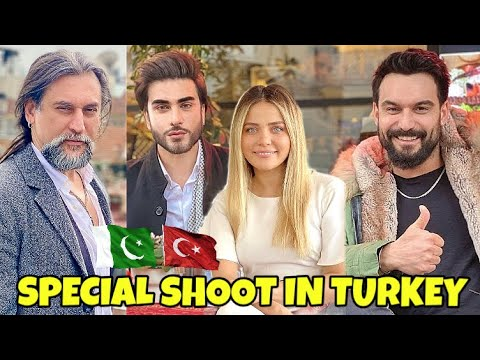 Imran Abbas Show in Turkey with Famous Turkish Actors as Guests