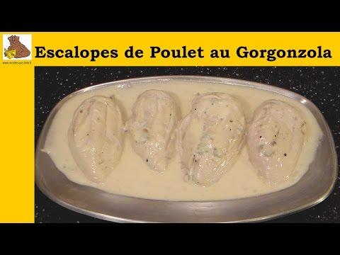 escalopes-de-poulet-au-gorgonzola---recette-rapide-et-facile