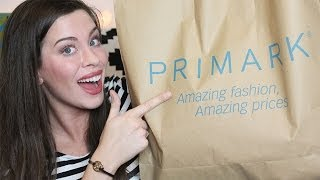 FASHION HAUL: PRIMARK, Tally Weijl & Forever 21