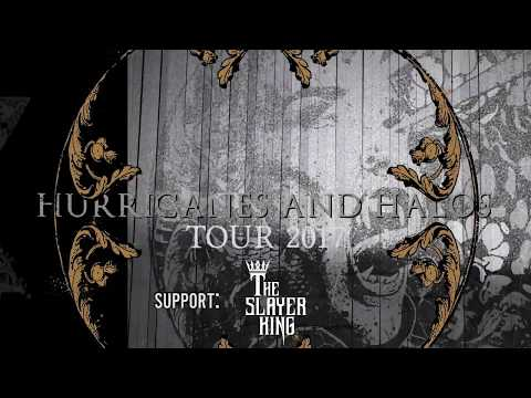 AVATARIUM - Hurricanes And Halos Tour 2017 (OFFICIAL TRAILER)
