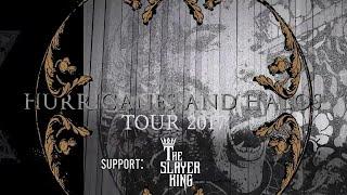 AVATARIUM – Hurricanes And Halos Tour 2017 (OFFICIAL TRAILER)