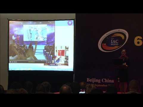 """IAC 2013 Beijing - Plenary 4, """"Women in Space"""""""
