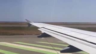 Взлетно-посадочная полоса аэропорта Ниццы, Франция(, 2016-08-05T15:48:05.000Z)