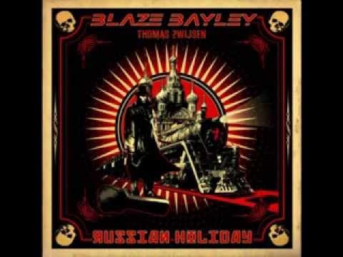 Blaze Bayley Russian Holiday EP (Full Album)