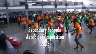 secondary school aerobics 2015 hosted by the erha bmobile