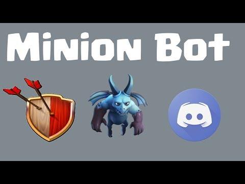 Minion Bot Tutorial