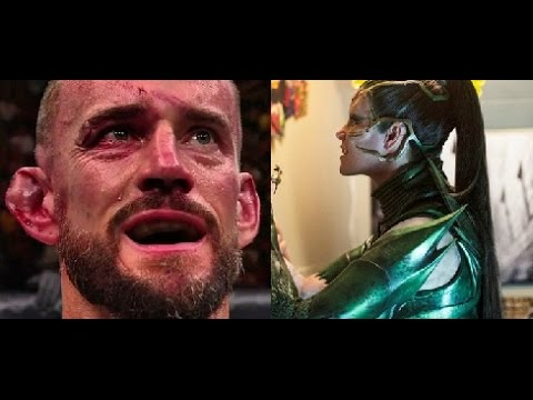 Jason David Frank Touches On The New Movie And CM Punk