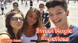 STREET MAGIC :: AMERICANS DO IT BETTER w/ Chris James