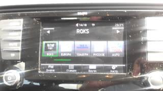 установка логотипов радио в магнитолу Bolero