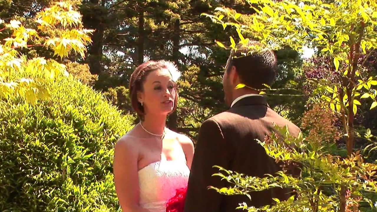 Danesa and Jeffrey\'s Wedding Day Montage at Golden Gate Park\'s ...