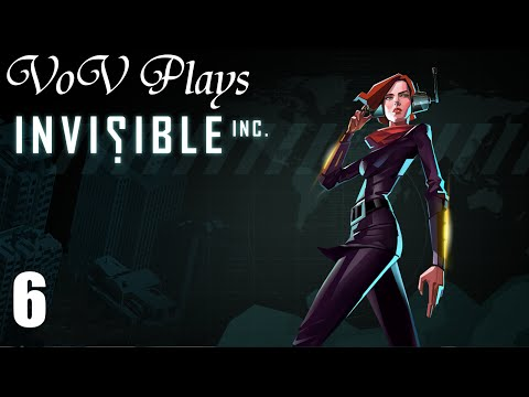 Digital Enhancement - VoV Plays Invisible, Inc. - Part 6