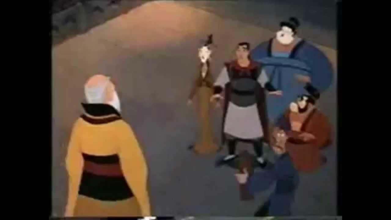 Mulan - Trailer ITA