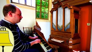 Psalm 111, Van ganser harte loof ik Hem: Samenzang Lutherse kerk Winschoten