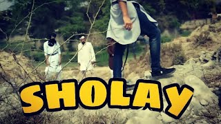 Gabbar Sholay Movie Spoof| Nikamme Style Reloaded |