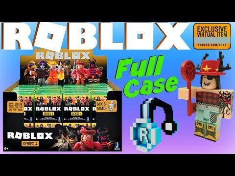 Roblox Series 2 Vurse Action Figure Mystery Box Virtual Item Code 25 Roblox Werewolf Set Unboxing Code Item Stop Motion Animation Clown Horror Youtube