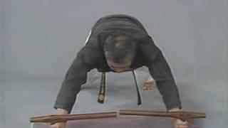Tonfa Warmup Exercises