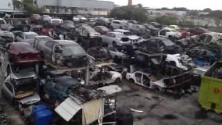 Gardner Auto Parts Salvage Yard