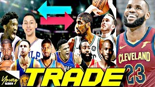 Would YOUR FAVORITE TEAM Trade Their 2 BEST PLAYERS For LEBRON JAMES?
