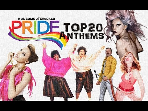 Top 20 Gay Pride Anthems - Best LGBT Songs To Party To