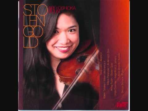 "MILICA PARANOSIC: ""Al Airi Lepo Sviri"" for Violin and Electronic Tape (2005)"