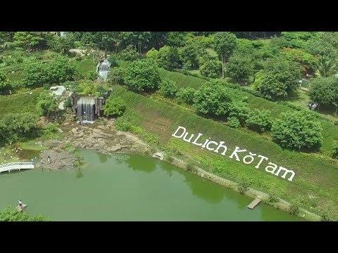 Flycam KDL Ko Tam, Buôn Ma Thuột   Du lịch Buôn Ma Thuột