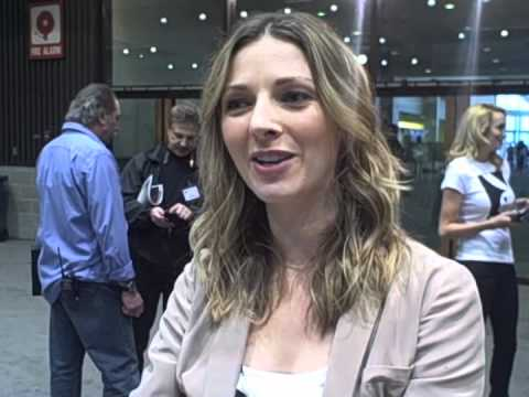 Rachel Perry at the Reality Rocks Expo 2011