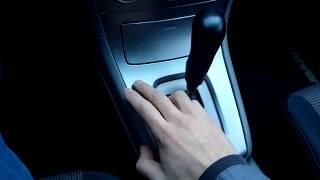 Кнопки Power / Hold на коробке автомат Subaru - зачем они нужны?