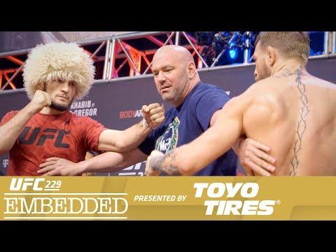 UFC 229: Embedded - Episódio 6