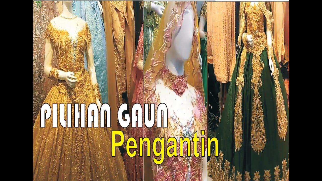 9 Baju Pengantin Cantik 9 Tanah Abang Jakarta